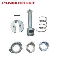 10 Set For BMW 3 Series E46 DOOR LOCK LOCK CYLINDER REPAIR KIT FRONT LEFT OR RIGHT OE 51217019975