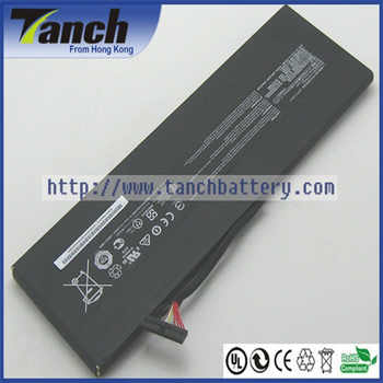 Marque nouvelle BTY-M47 batterie ordinateur portable pour MSI GS40 6QE GS43VR GS43 7.6 V 61.25Wh 4 cellules