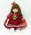 2015 Новый товар 55 см Силиконовые Винил Возрождается Кукла игрушки красота Новогодние девушки для Детей подарки