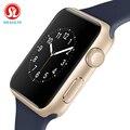 ШАОЛИНЬ Bluetooth Smart Watch Монитор Сердечного ритма Носимых Устройств Smartwatch для iPhone IOS и Android Смартфонов apple watch