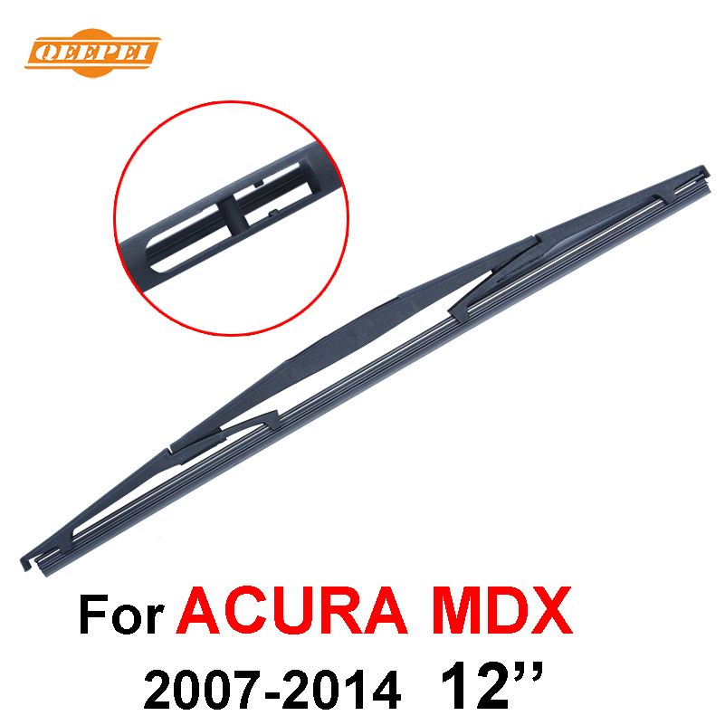 QEEPEI Wiper Blade Used For Acura Mdx 12 Inch Windscreen