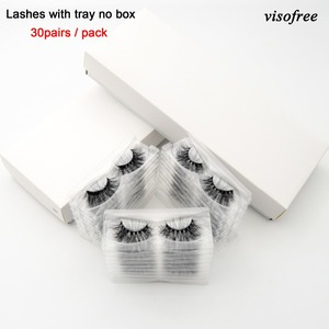 visofree 30 pairs/pack 3D Mink