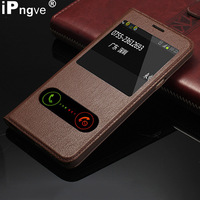 Luxury PU Genuine Leather Case Flip Cover Case For Samsung Galaxy A8 A8000 A8009 A800F 5