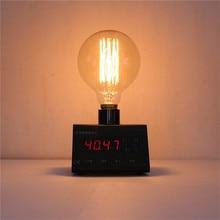Hot selling LED Bulb G95 Edison 220V E27 Incandescent Bulbs 300 Lumin warmwhite 40W led light bulb 1PC