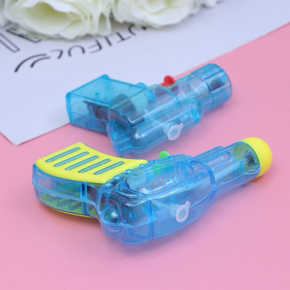 cheapest Kids Water Gun Bath Toys Beach Squirt Toy Plastic Blaster Pistol Spray Watering Can Swim Game Sprinkler Kit For Childrens Shower