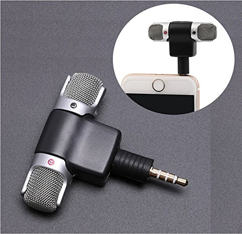 New Mini Professional Recorder Microphone Digital Portable Microphone ECM-DS70P