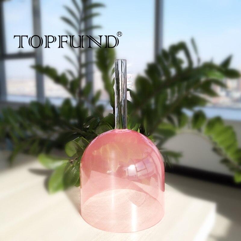 TOPFUND F Note Chakra Du Coeur Rose Plein la Poignée De Couleur Clair Cristal de Quartz Bol Chantant 7 pouce