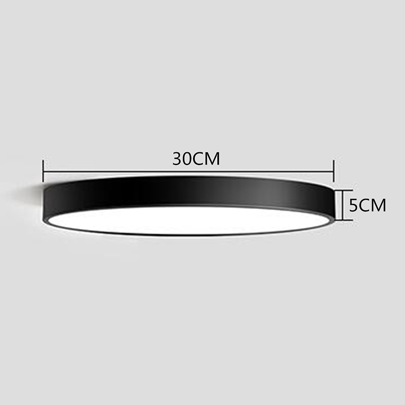 Image 4 - LED Bathroom Ceiling IP44 Waterproof Warm Cool Daylight White Light Fitting-in Ceiling Lights from Lights & Lighting