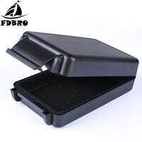 FDBRO-estuche de almacenamiento para auriculares, bolsa EVA impermeable, funda protectora portátil, accesorios para auriculares