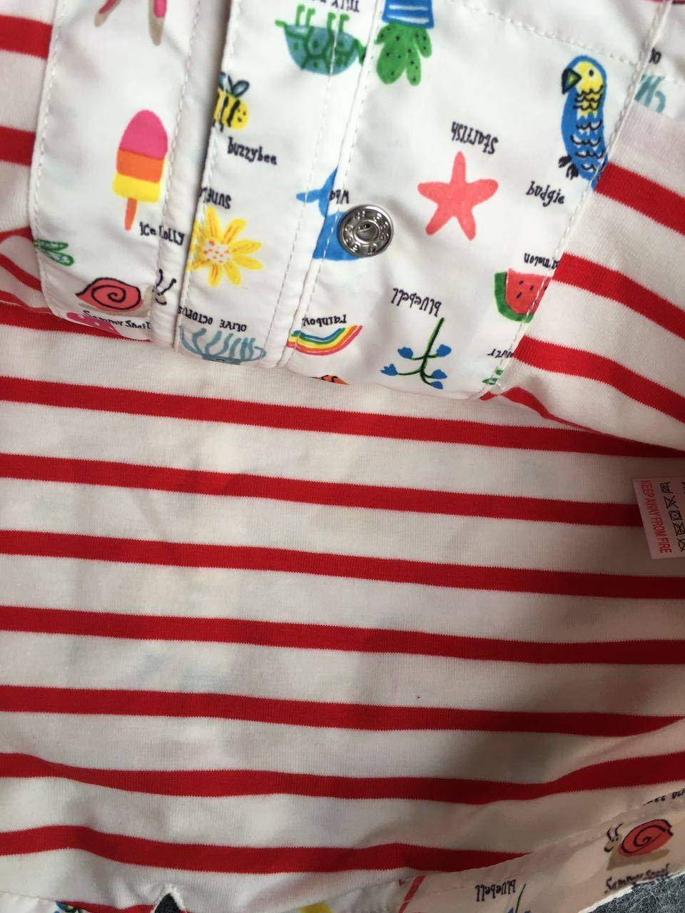 Kids Cartoon Fruit Print Jackets (4)
