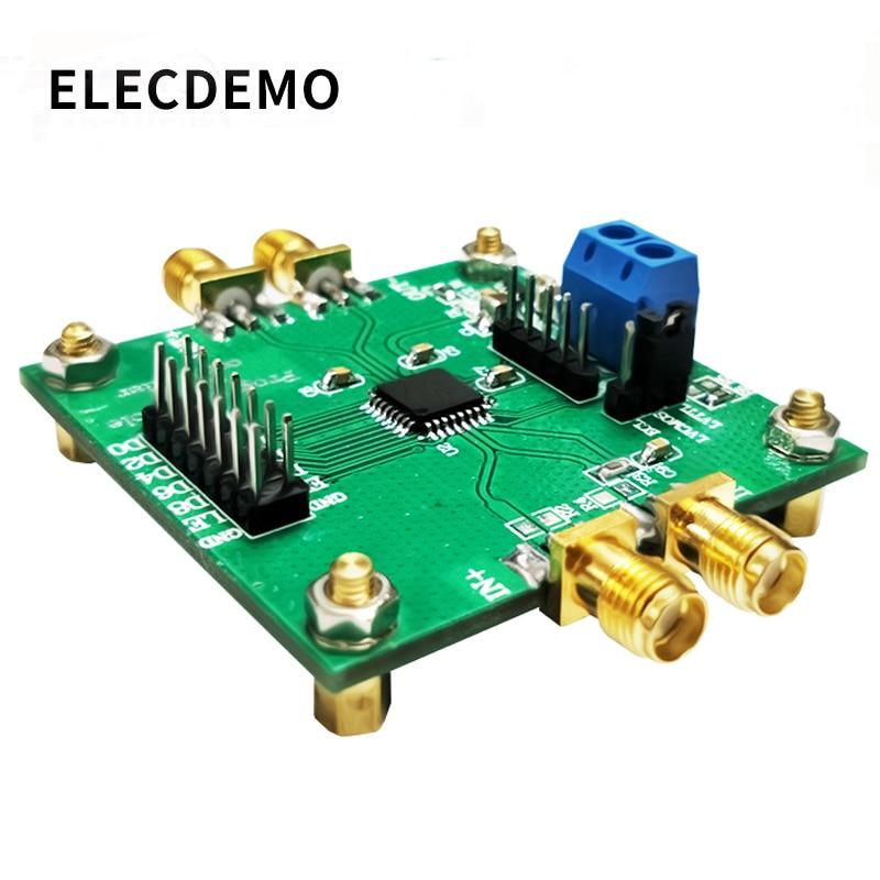 High precision pulse square wave signal delay circuit module ps level program control multi-channel synchronization
