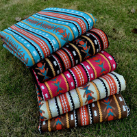 150 100CM Waterproof High Quality Folk Style Outdoor Moisture Proof Pad Picnic Beach Mat Pastoral Style