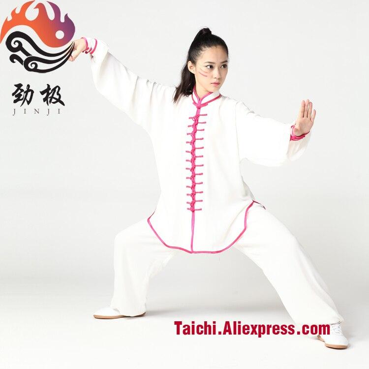 Jiajia Cotton  Tai Ji Suit  Taijiquan Exercise Clothing Female And Male Martial Arts Clothing   Wushu Clothing