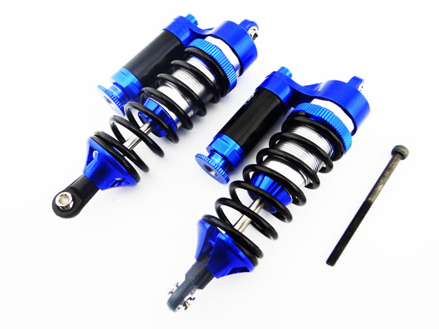 aluminum suspension arm set for the traxxas summit e revo and nitro revo vehicles HOT RACING HR Traxxas, Revo, Summit Aluminum negative shock absorbers 2 PIECES