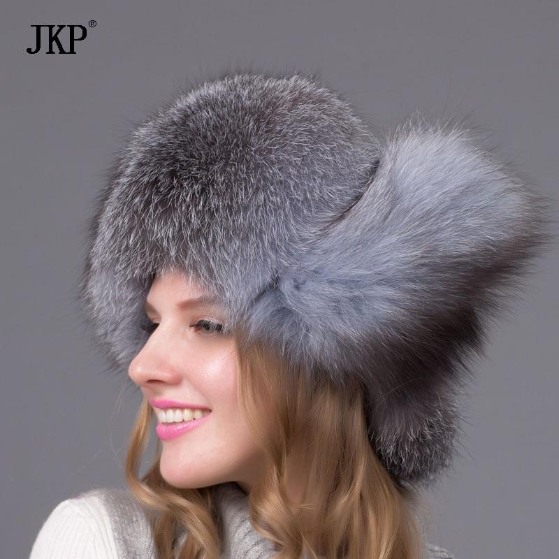 100% pravi prirodni srebrni plavi lisica kaputić za žene zima - Pribor za odjeću - Foto 4