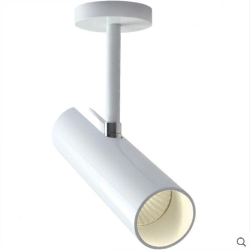 Lumière LED de tache de voie d'épi 12 W 20 W montée par Surface Dimmable LED Downlight d'épi LED lumière de mur d'épi