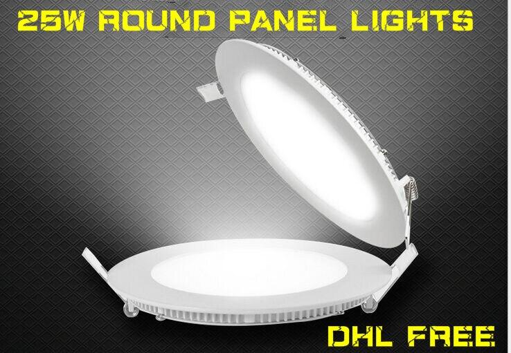 HEET! 25W LED-plafonddownlight Super Bright LED-paneellicht met - Binnenverlichting