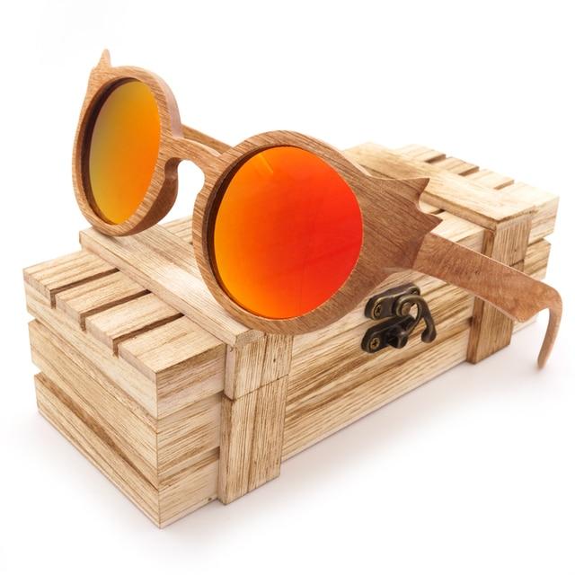 2dbb95e5d9a 2015 Unisex Fashion Wooden Sunglasses Men Wood Sunglasses Women Brand  Designer Original Wood Sun Glasses BoBo Bird Wooden Box