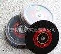 5 discos de menos de 0.3% Tasa de Defectos 700 MB 52X ViewSonic Negro Impreso En Blanco CD-R Disco