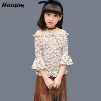 Kızlar Giyim Seti Moda Haki Çiçek Kızlar Için Tutu Etekler sevimli Pamuk Fırfır Kapalı Omuz T Shirt Çocuk Yaz Çocuk Set