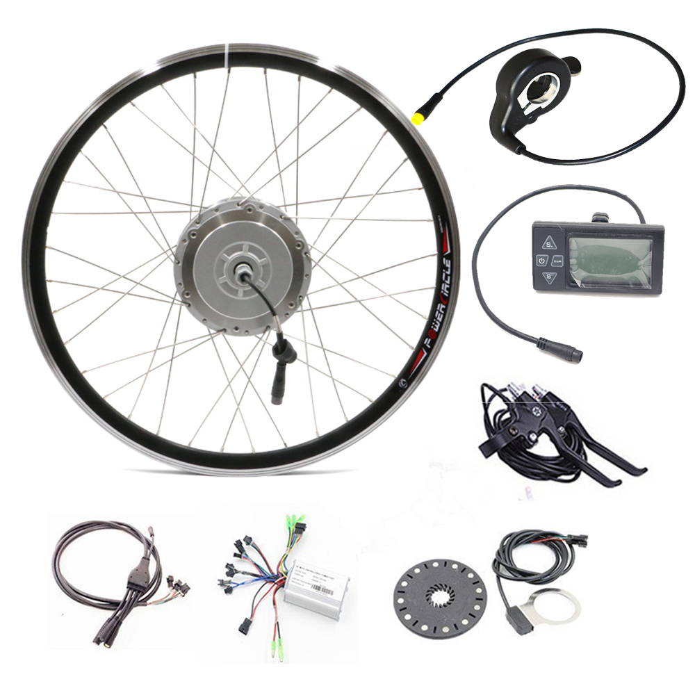 Online buy wholesale 250w hub motor from china 250w hub for Motor assisted bicycle kit