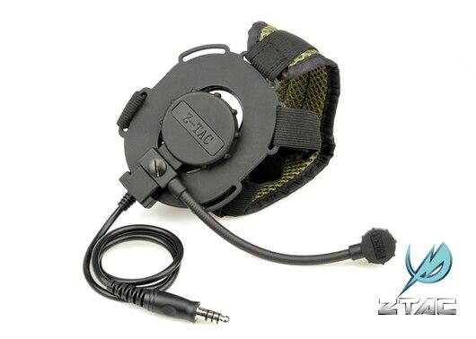 z t elemento airsoft paintball caca tatico bowman evo iii headset z 029