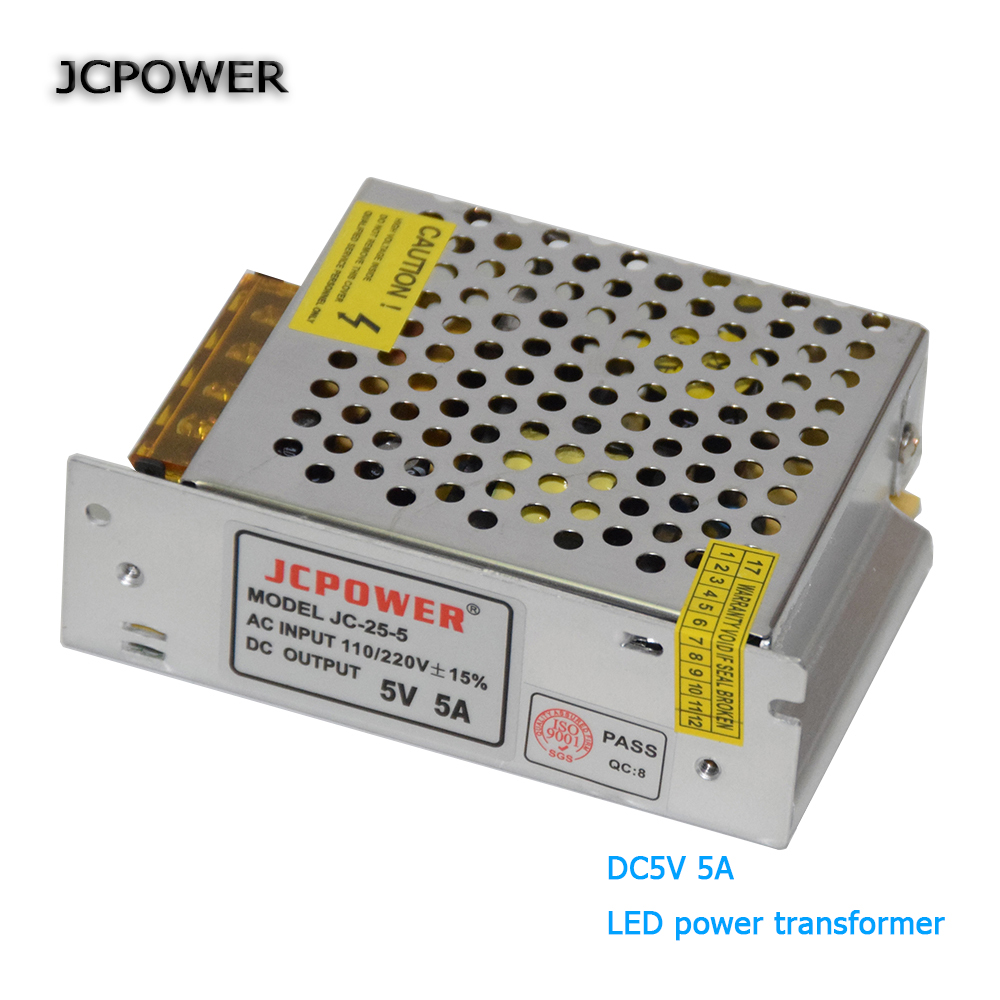 led driver 5v 5a 25w switching power supply driver for led strip ac Motor Power Supply dsc 0064 66