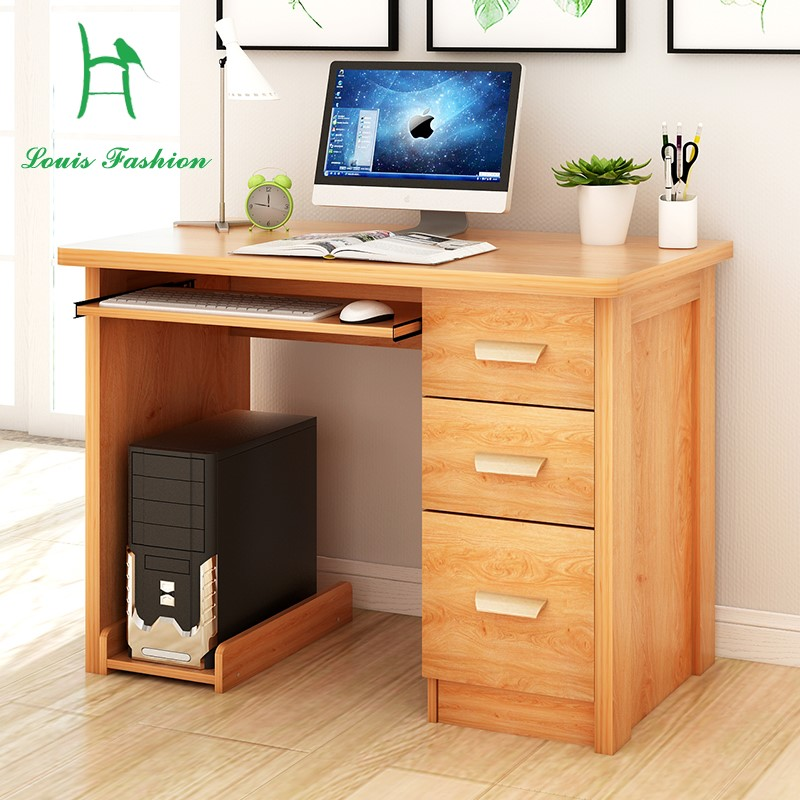 Louis Fashion Simple Computer Desk Desktop Home Simple Modern Notebook Computer Desk Стол