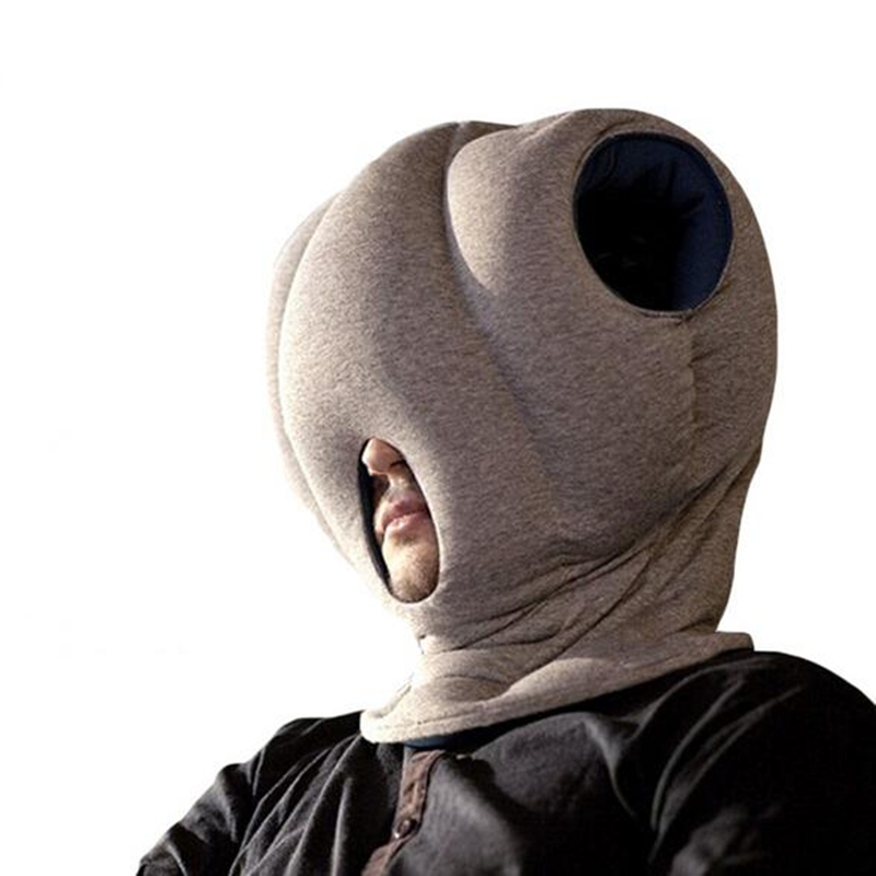 2016 Hot Sale Pillows Ostrich Pillow For Travelling Mini