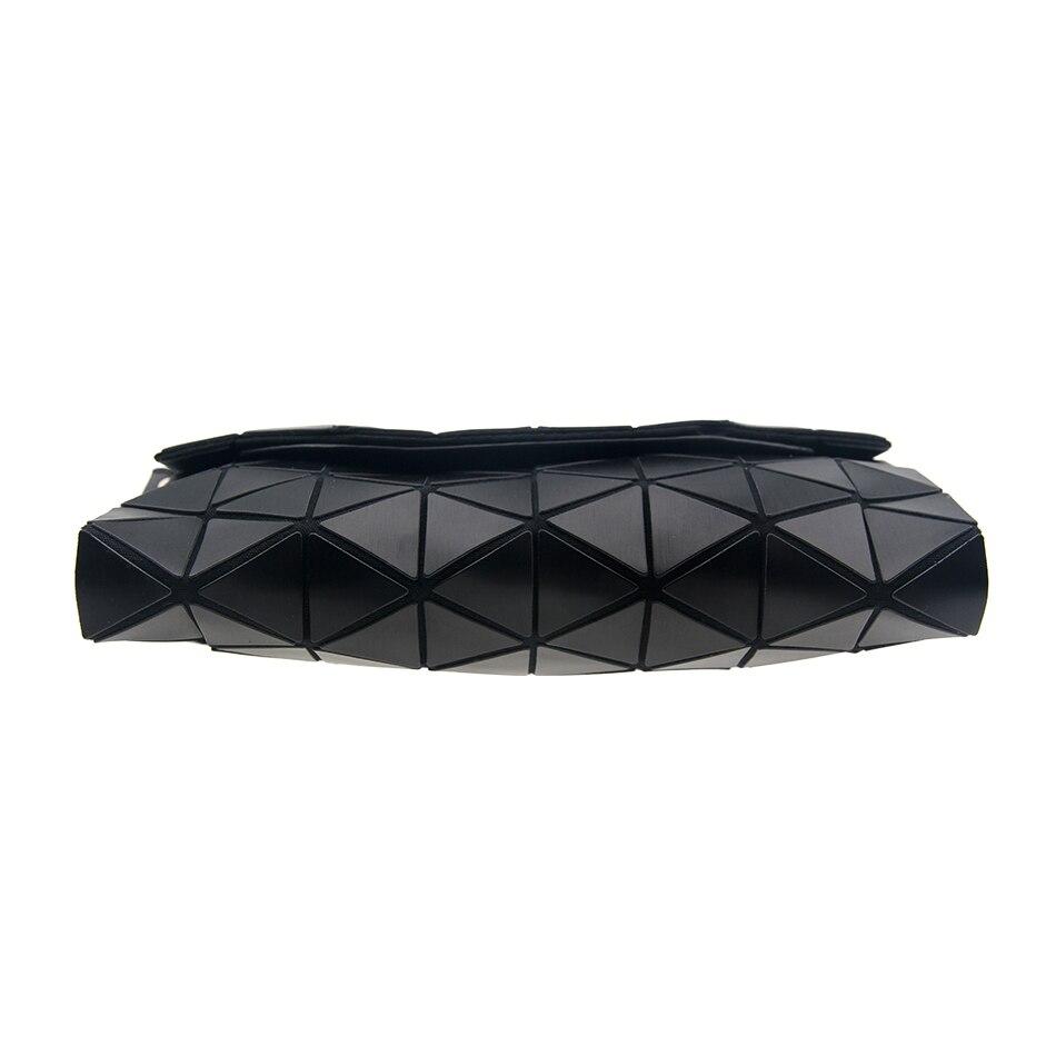 espelho top-handle bolsa satchels ombro Tipo : Madam Crossbody Bag;bolsa;feminina Cross Body Bag;folded Geometric Bag