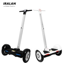 2 two wheel hoverboard electric skateboard IRALAN A8 smart self balancing scooter electric 10 inch UL2272