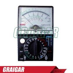LED wskaźnik multimetr/multimetr analogowy/wskaźnik wielofunkcyjny-funkcje miernik YF-352T