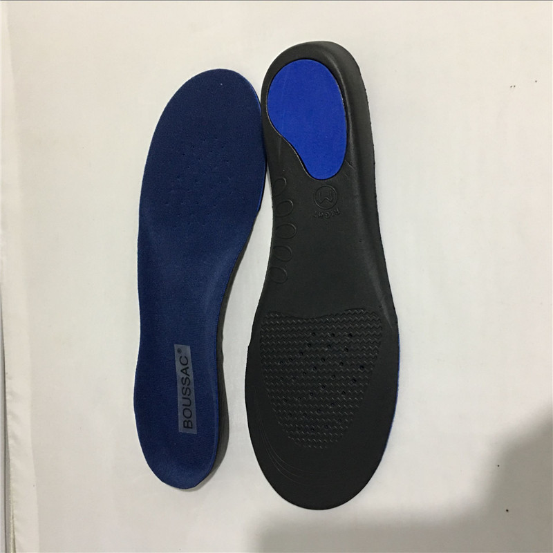 BOUSSAC NYY 117-132 Advanced Climbing Shoe Pad Sports Shock Absorbing High Elastic Massage Super Breathable Perspiration Insole