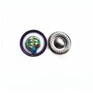 Image 1 - 15.4mm 130 ohm Headphone HiFi Loudspeakers Pure Beryllium Speaker unit for MX500 DIY with Shell Cases 108dB/W
