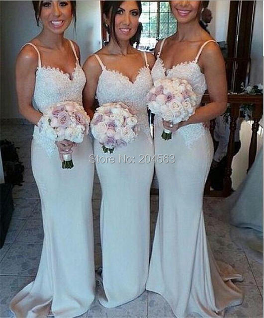 Free Shipping Best Selling Summer Beach Wedding Long Bridesmaid