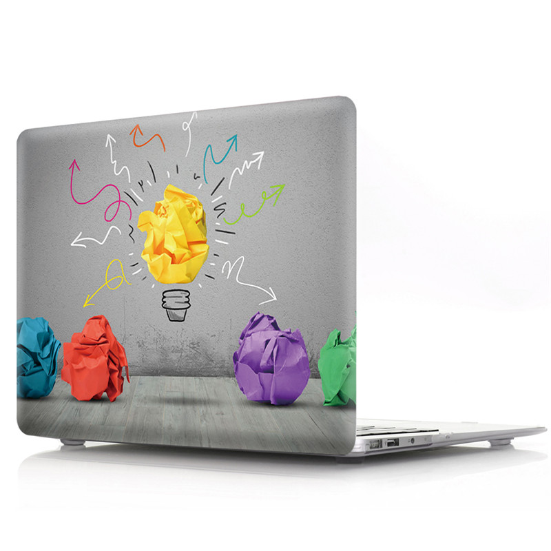 XSKN новые лампы Дизайн ноутбука тела Shell для Macbook Pro retina 12 13 15 лампа бла 17 новых Touch Bar 13 15 лампы защитный футляр