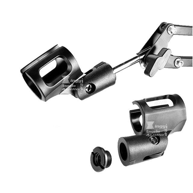 Support de bras de ciseaux de Suspension de diffusion pour NB35 bleu Yeti Table bureau PC enregistrement support de Microphone Clip de Boom pince de montage de choc
