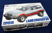 Assembly 1/24 Toyota Cruiser Land Cruiser VX80 24107 Model Toy