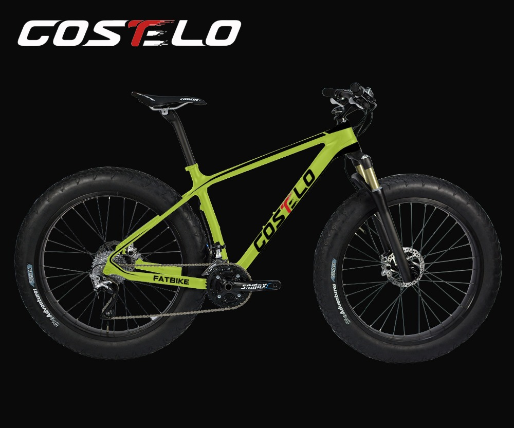 Brand new 2015 Full Carbon T800 Fat Bicycle Frames with fork,197*12 thru axle Carbon fiber 26er Snow Bike Frame,size 16,18,20 2016 new thru axle qr 26er fat bike full carbon snow frame bsa carbon fat bike frame for fat bike cc cmf 010