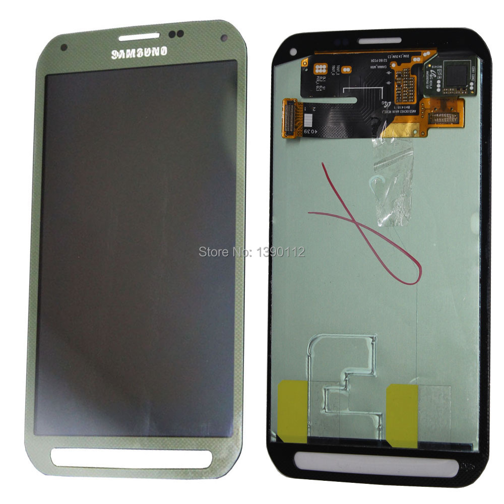 LCD +Touch Screen Digitizer For SAMSUNG GALAXY S5 Active(G870green