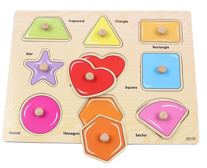 Montessori- ն վաղ զարգացնում է կրթական - Կառուցողական խաղեր
