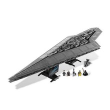 05028 LEPIN Star Wars Super Star Destroyer STARWARS Model Building Blocks Enlighten Figure Toys For Children Compatible Legoe