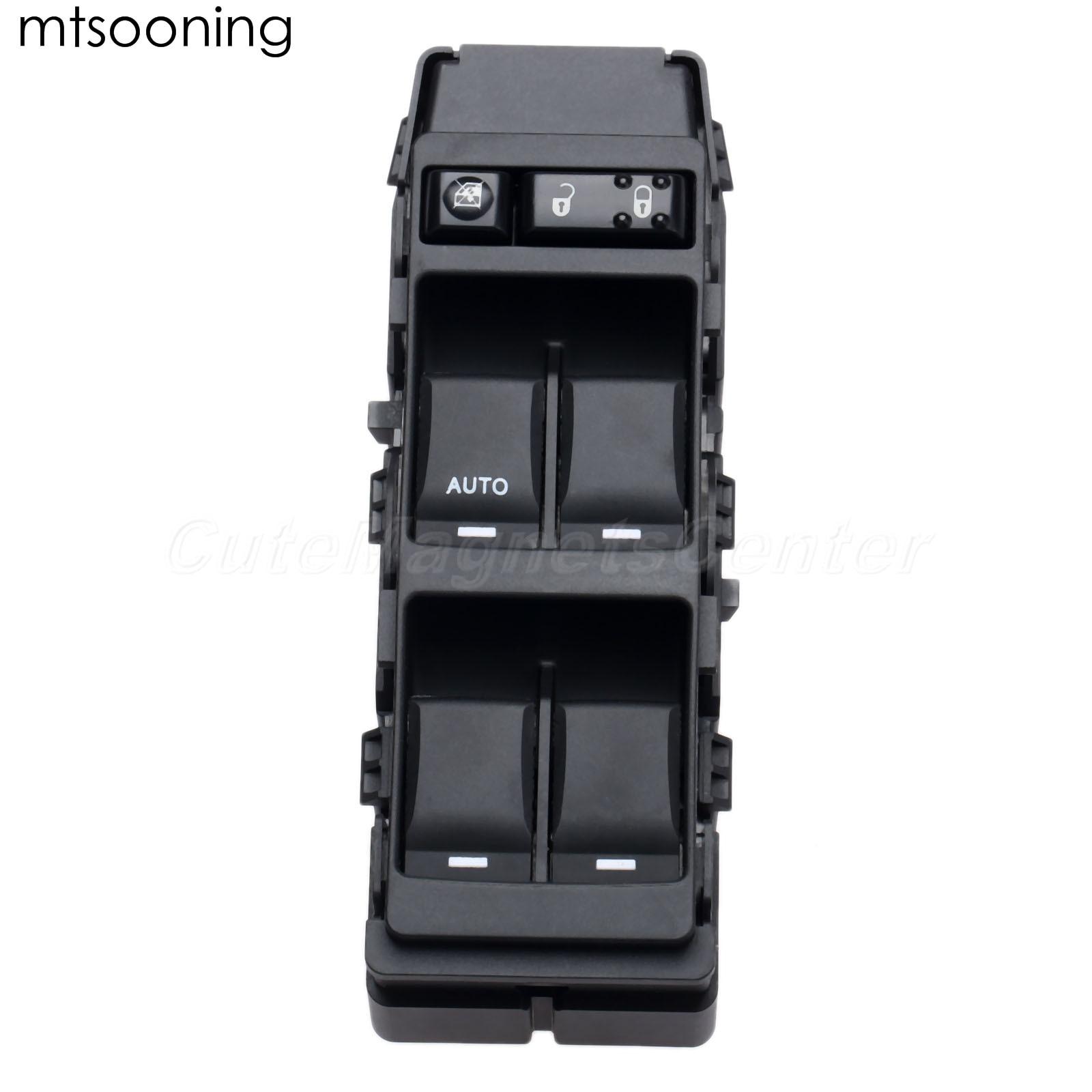 Mtsooning Power Window Switch 04602780aa For Chrysler 300 Sebring Dodge Avenger Caliber Charger