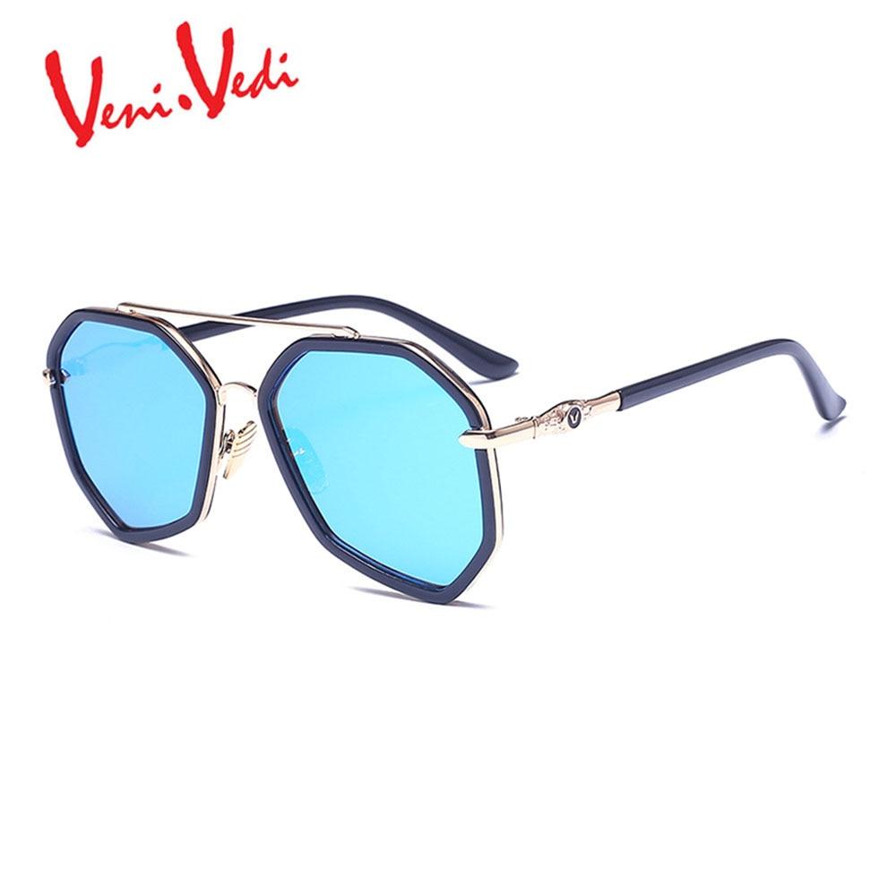 Venivedi 2017 new women's sunglasses women sun glasses ...