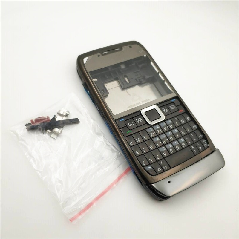 Good Quality New Full Complete Mobile Phone Housing Battery Cover For Nokia E71+Keypad With Logo