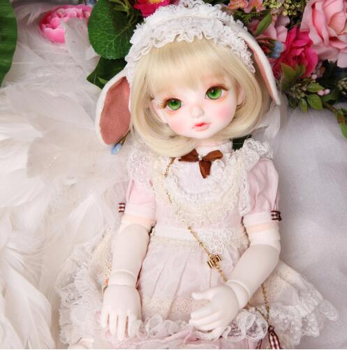 Bjd doll 1 4 girl Momo Baby Delf daisy joint doll gift