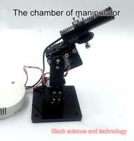 Chamber of manipulator moving laser laser secret room escape props authority