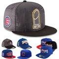 Официальный 2016 World Series Чемпионов Чемпионов Шляпу Чикаго Кабс Бейсбол Шляпы Унисекс
