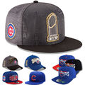 Official 2016 World Series Champions Champs Hat Chicago Cubs Baseball Hat Unisex