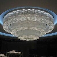 Овальная гостиная хрустальная лампа ресторан спальня светодио дный лампа светодиодный потолочный бар проход прямоугольный крыльцо инжене
